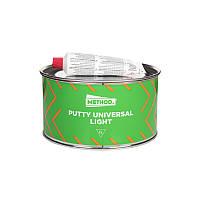 """Универсальная шпатлевка PUTTY UNIVERSAL LIGHT """"METHOD"""" 0.25 кг."""