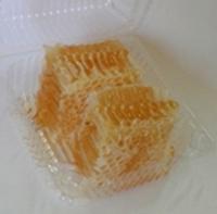 Мёд белой акации в сотах (сотовый мёд )