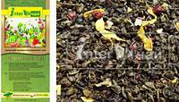 Чай зеленый ароматизированный  Волшебный сад