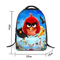Рюкзак школьный из водоотталкивающей ткани