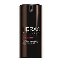 Флюид комплексного антивозрастного ухода для мужчин Lierac Homme Premium Integral Anti-Aging Fluid 40 мл