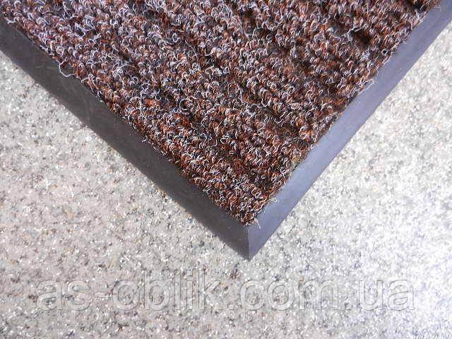 Придверной половичек на резине 475х350 мм Лан