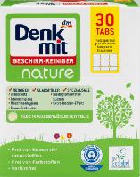 ЭКО Таблетки для посудомоечных машин Denkmit Spülmaschinentabs nature