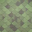 Битумная черепица Tegola Версаль зелёный смеральдо