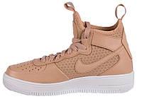 Мужские кроссовки Nike Air Ultra Force 1 Mid Beige 43