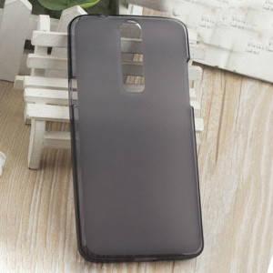 Силиконовый чехол для ZTE AXON 7 черный, фото 2
