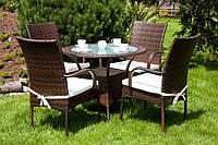 Садовый набор мебели Filip & Tramonto из искусственного ротанга