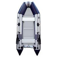 Надувная килевая моторная лодка Kolibri - 5-местная  КМ-360Д Профи