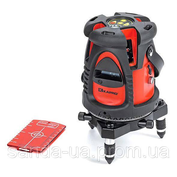 Нивелир лазерный Kapro ProLaser All-Lines 895