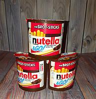 Шоколадная паста Nutella & Go с хрустящими палочками