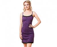 Сорочка Kosta 6060-9 80-84 (S) фиолетовая
