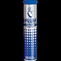 Растворимые витамины в таблетках PLUM CALCIUM   20 шт