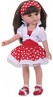 Кукла Кэрол в красном Paola Reina (04557)