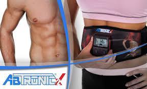 Пояс для похудения и коррекции фигуры ABTRONIC X2