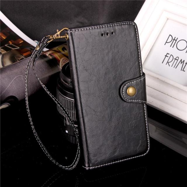 чехол книжка Xiaomi Redmi Note 4X premium черный
