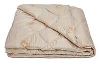 Одеяло полуторное наполнитель верблюжья шерсть СAMEL 210х150 см