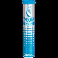 Растворимые витамины в таблетках PLUM MAGNEZ   20 шт