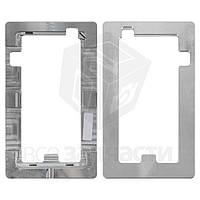 Фиксатор дисплейного модуля для мобильных телефонов Samsung N900 Note 3, N9000 Note 3, N9005 Note 3, N9006 Note 3, алюминиевый