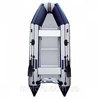 Надувная килевая моторная лодка Kolibri - 5-местная  КМ-360DSL