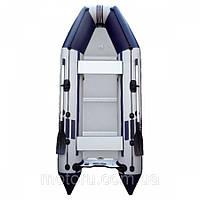 Надувная килевая моторная лодка Kolibri - 5-местная  КМ-360Д SL