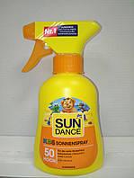 Детский Солнцезащитный Спрей SUNDANCE KIDS SPF 50, 200ml