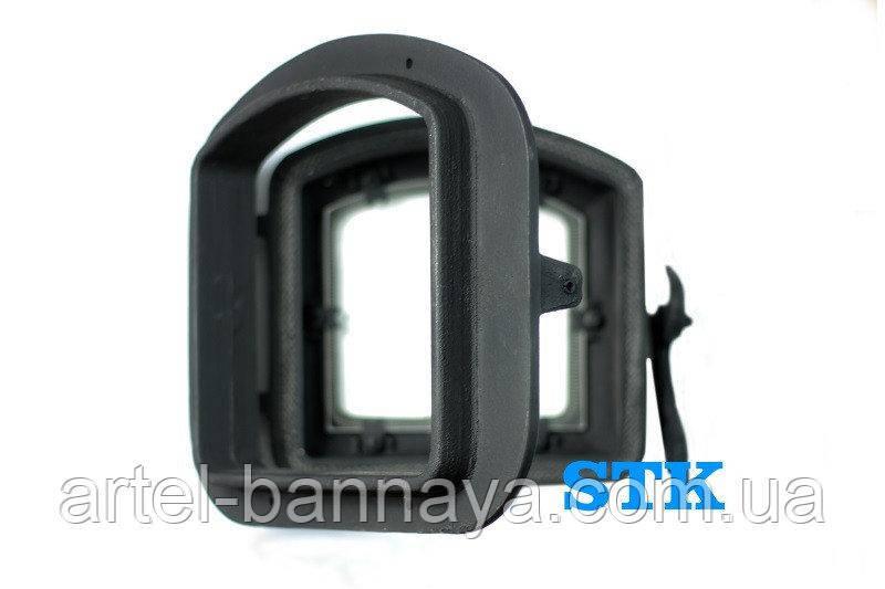 Дверца топочная со стеклом : продажа, цена в Харькове HB96