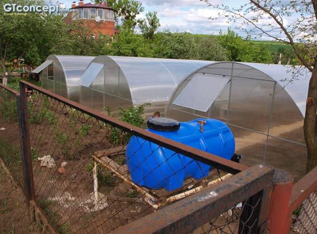 Тепличный комплекс для круглогодичного выращивания клубники 4