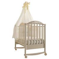 Детская кроватка Pali Tip Tap Bleached