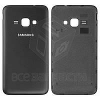 Задняя крышка батареи для мобильного телефона Samsung J120H Galaxy J1 (2016), черная