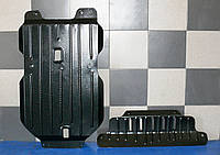 Защита картера двигателя и кпп, радиатора Toyota 4Runner (Тойота 4Ранер) IV 2003- с установкой! Киев
