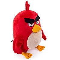 Мягкая плюшевая игрушка Angry Birds (Енгри Бердс) 35 см (Ред)