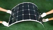 Гибкая солнечная батарея 200W 12V (2017)