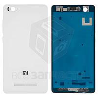 Корпус для мобильного телефона Xiaomi Mi4i, белый