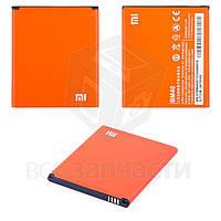Аккумулятор BM40 для мобильного телефона Xiaomi Mi2A, Li-Polymer, 3,8 В, 2030 мАч