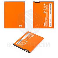 Аккумулятор BM42 для мобильного телефона Xiaomi Redmi Note, Li-Polymer, 3,8 В, 3100 мАч