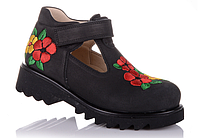 Школьная обувь для девочек Cezara Rosso 190141