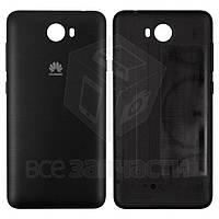 Задняя крышка батареи для мобильного телефона Huawei Y5 II, черная