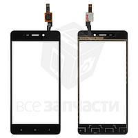 Сенсорный экран для мобильного телефона Xiaomi Redmi 4, черный