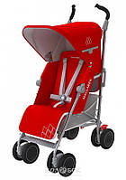 Прогулочная коляска трость Maclaren Techno XT Maclaren коляска-трость TECHNO XT New Cardinal/Silver