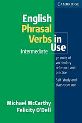 English Phrasal Verbs in Use Intermediate с ответами