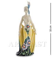 Статуэтка Девушка Хризантема (Pavone) JP-98/25