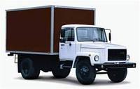 ГАЗ 3309 Промтоварный Фургон