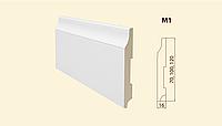 Плинтус напольный из МДФ модель M1
