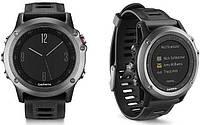 Спортивные часы Garmin Fenix Sapphire 3 010-01338-01 Grey, фото 1