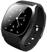 Часы Smart Watch M26 black Bluetooth