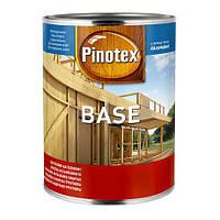 Пинотекс Pinotex Base - грунтовочный состав для древесины, 1л.