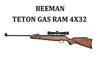Пневматическая винтовка Beeman Teton Gas Ram (прицел 4х32)
