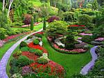 Дополнения к ландшафту, чем и как украсить сад