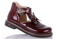 Школьная обувь для девочек Cezara Rosso 190145