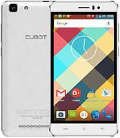 "Cubot Rainbow white  1/16 Gb, 5"", МТ6580, 3G"